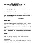 3-10-1964 Minutes