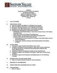 02-15-2016 Agenda
