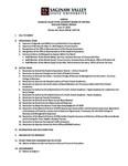 06-17-2019 Agenda